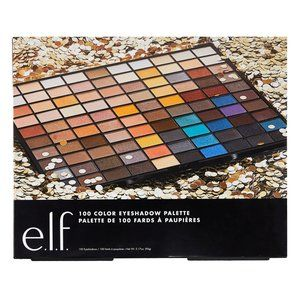 e.l.f. Cosmetics - 100 Color Eyeshadow Palette